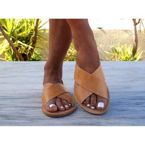 Sandale Dama Grecesti Zoe Maro