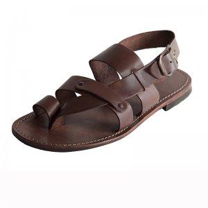 Sandale Barbati Alonzo Piele Maro