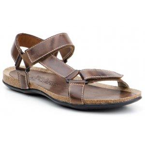 Sandale din Piele pentru Barbati  Pepe Agullo Spania