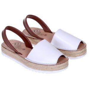 Sandale Dama Spania Piele Avarca Talia A