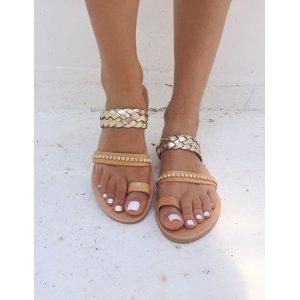 Sandale Greek Amazone Pearls