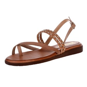 Sandale Piele Alizeu M 115blu Blusandal