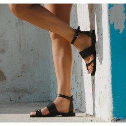 Sandale Elada Santorini Negre