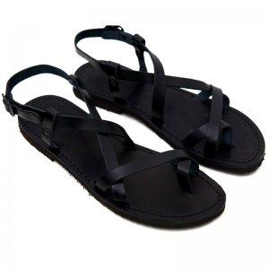 Sandale Romane de Dama Model Betina Negru
