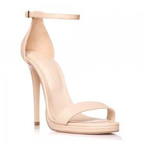 Sandale piele naturala TN-10 Nude - sau Orice Culoare