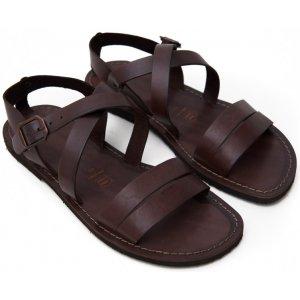 Sandale din Piele ptr. Barbati Cezare Maronii