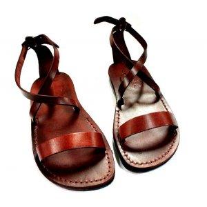 Sandale Piele Karla Maro
