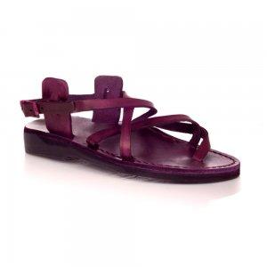 Sandale Piele Naturala Summer Violet