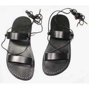 Sandale Hippie Stripe Negre