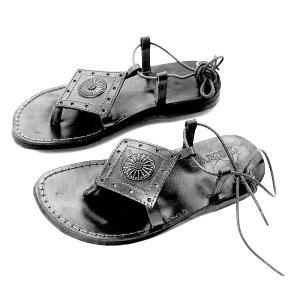Sandale AzteK Sun Dama Piele Naturala N
