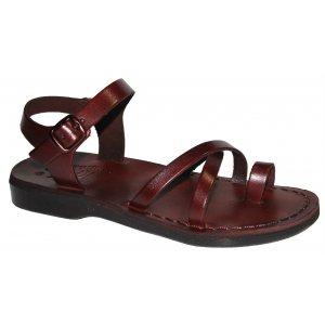 Sandale Piele Deget Maro New 2017
