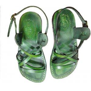 Sandale Model Classic Verde
