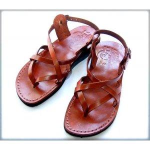 Sandale fara Toc Maro Hippie Monk