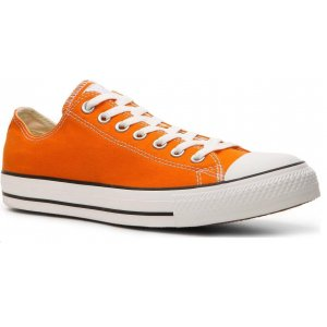 Tenisi Portocalii Tip Converse All Star